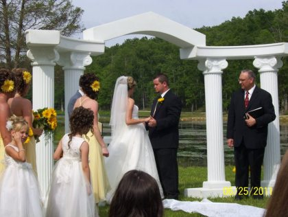 Missouri Outdoor Wedding Venues