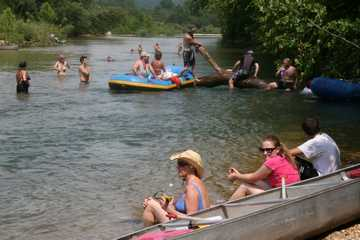 Black River Float Trip