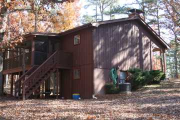 MO cabin - Green Darner Cottage