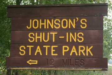 Johnson Shut Ins