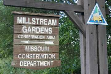 Millstream Gardens Conservation Area