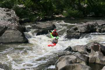 Missouri Whitewater Championships