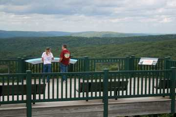 Taum Sauk Overlook